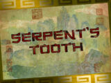 Serpent's Tooth/Transcript