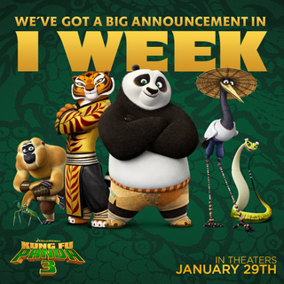 From DreamWorks Animation announcing the film's first teaser trailer