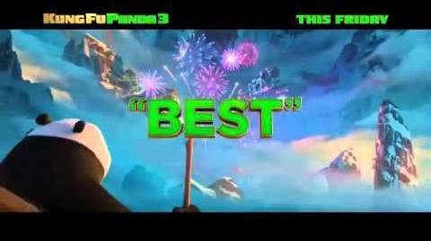 Kung Fu Panda 3 TV Spot 25