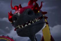 Jindiao Dragon form