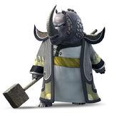 Thundering Rhino