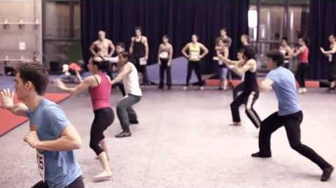 Kung Fu Panda auditions - Montreal