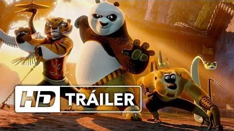 KUNG FU PANDA 3 Nuevo Tráiler 11 de marzo en cines