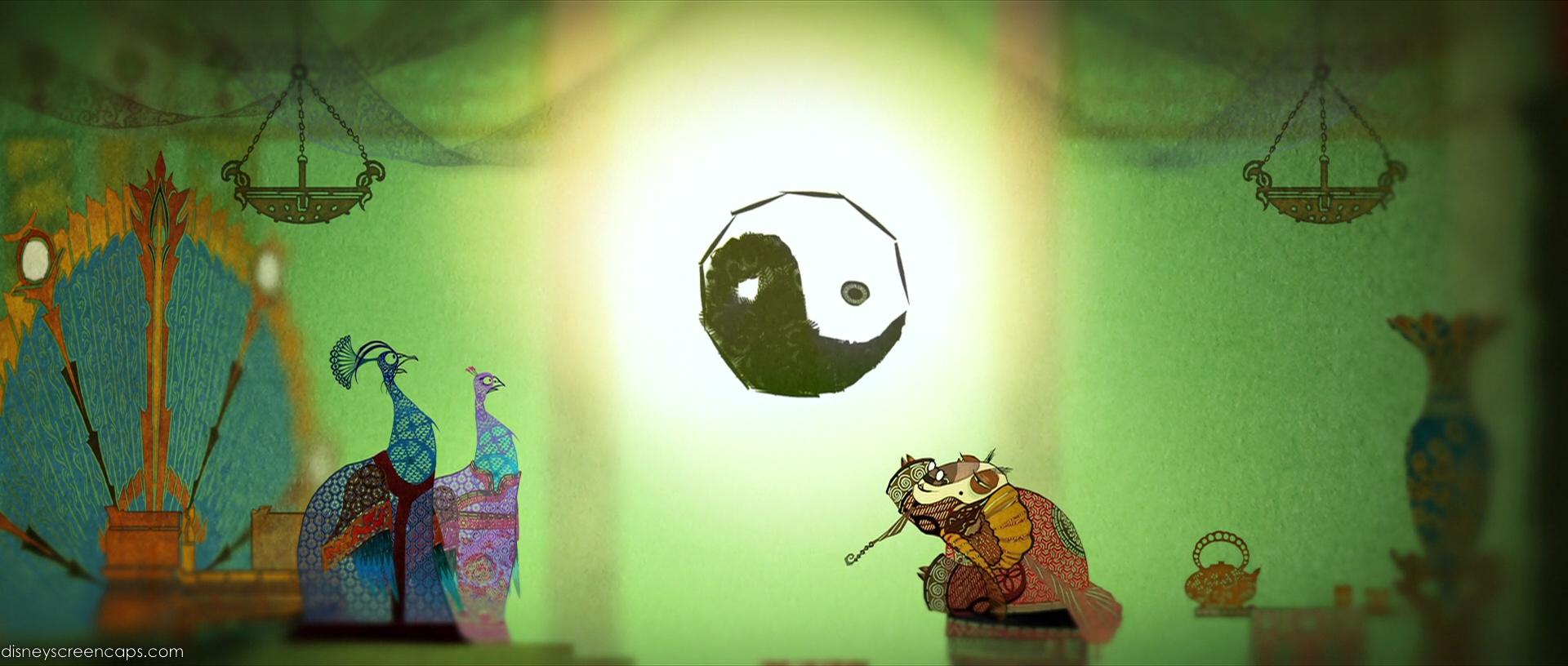 warrior of black and white prophecy kung fu panda wiki fandom