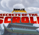Secrets of the Scroll/Transcript