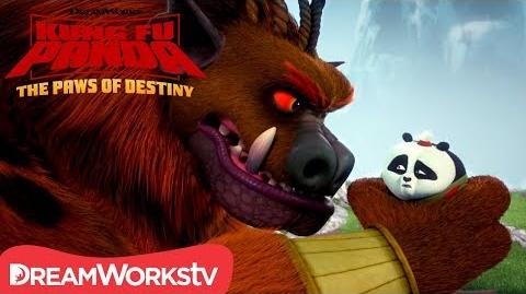 Demonic Interruption - Kung Fu Panda Paws of Destiny (2018)