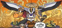 Master Crane in Daze of Thunder 4