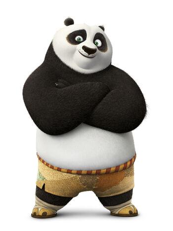 Po | Kung Fu Panda Wik...