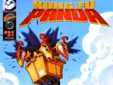 Kung Fu Panda Issue 2