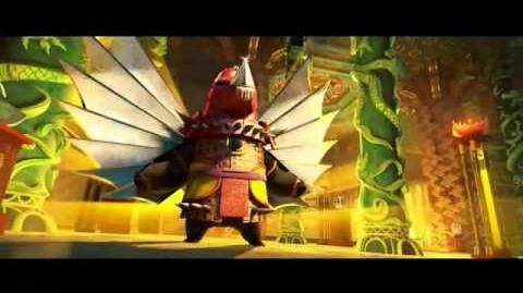 Kung Fu Panda 3 TV Spot 2