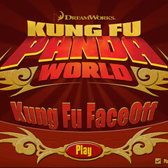 Kung Fu Faceoff selection; art by Brian White