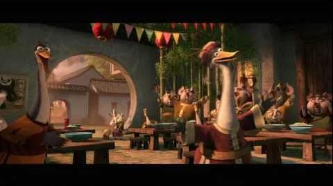 DreamWorks' Kung Fu Panda 2 - Awesome Meal