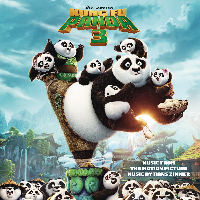 Kung Fu Panda 3 Soundtrack Kung Fu Panda Wiki Fandom Powered