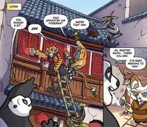Master Crane in Daze of Thunder 9