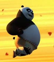 Po kung fu panda panza ferria 3