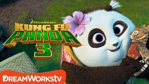 Secret Panda Village Revealed KUNG FU PANDA 3
