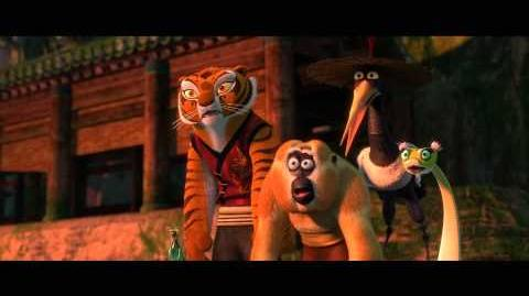 Kung Fu Panda 2 (2011) - TV Spot Warning