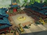 Dragon Warrior Tournament