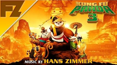 Kung Fu Panda 3 (Original Soundtrack), Full Score - Hans Zimmer