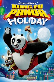 Kung fu panda bonnes fêtes