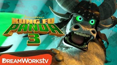 Kai Arrives - Kung Fu Panda 3 (2016)