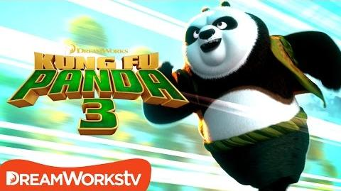 Po Teaches Kung Fu (Dim and Sum) - Kung Fu Panda 3 (2016)