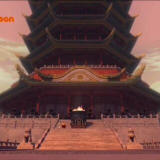 The Emperor's palace