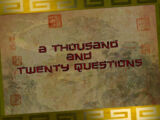 A Thousand and Twenty Questions/Transcript