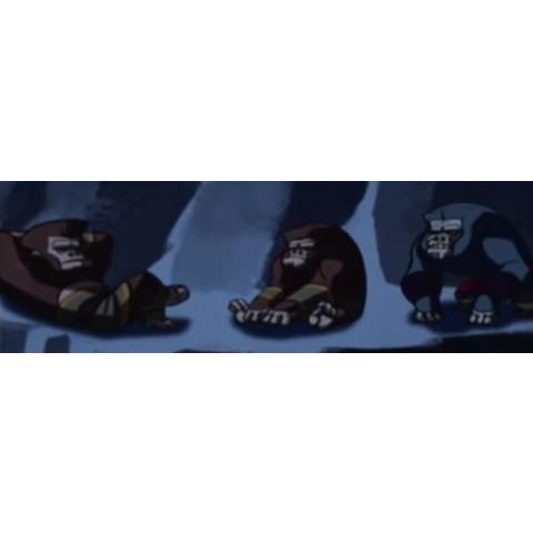 Great Gorilla's Henchmen
