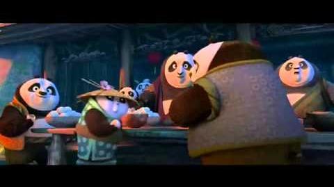 Kung Fu Panda 3 TV Spot