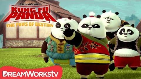 Official Trailer KUNG FU PANDA THE PAWS OF DESTINY