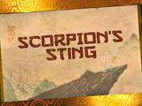 Scorpion's Sting/Transcript