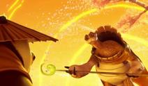 Oogway y Po kfp 4-1