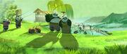 PandaVillageFlashback
