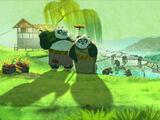 Panda Village (Kung Fu Panda 2)