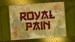 RoyalPainTitle