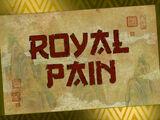 Royal Pain/Transcript