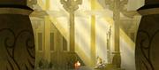 Emperor-throne