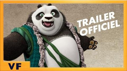 Kung Fu Panda 3 Bande annonce Officielle VF HD