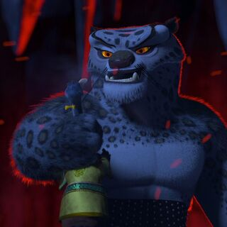 Zeng and Tai Lung