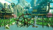 Panda-village-game