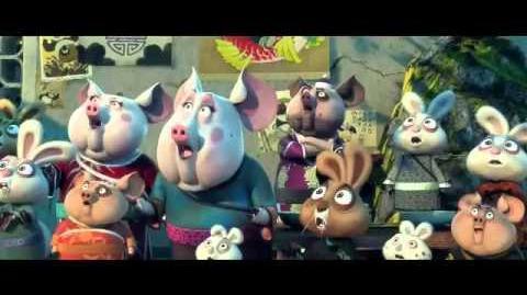 Kung Fu Panda 3 TV Spot 7