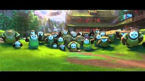 Kung Fu Panda 3 TV Spot 11