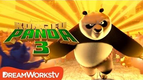 Kung Fu Panda 3 Official Trailer 3