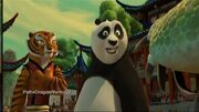 Kung Fu Panda Po and Tigress Promise Me 4
