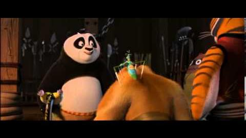 Kung Fu Panda (2008) - Clip The Furious Five