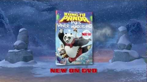 Kung Fu Panda Holiday (2010) - TV Spot Home Video
