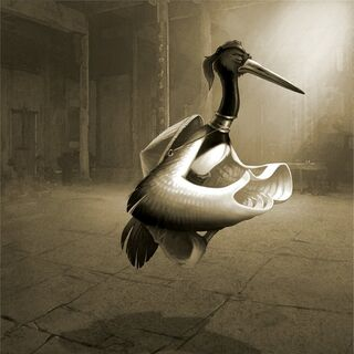 Early conceptual artwork of Crane by Christophe Lautrette