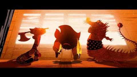 Kung Fu Panda - Opening Dream Sequence