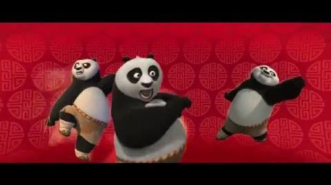 Kung fu panda 3 (Chinese advertising 2)